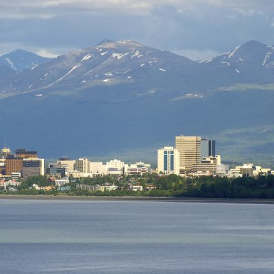 "Image: ""Anchorage Skyline"", flickr: Antti T. Nissinen link. Used under Creative Commons Attribution-Share-Alike 2.0"